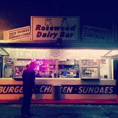 Rosewood Dairy Bar in Columbia, SC Columbia South Carolina, Great Restaurants, Local History, New Chapter, Restaurant Bar, Just Go, Helping People, Nostalgia, Southern