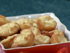 Sour Cream Butter Biscuits recipe from Paula Deen via Food Network