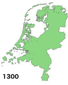 1300-2000 | landaanwinning