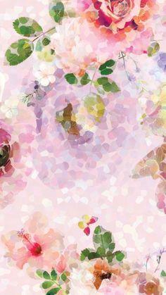 New Ideas Wall Paper Iphone Vintage Backgrounds Prints Colour Flowers Wallpaper, Pastel Wallpaper, Wallpaper Backgrounds, Iphone Wallpaper, Vintage Backgrounds, Whatsapp Wallpaper, Minimalist Wallpaper, Background Vintage, Screen Wallpaper