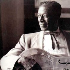 """Ain't no kind of blues excepting between a man and a woman"" -- Son House      [b.1902 - d.1988]  Born Eddie James House, Jr., near Lyon, Mississippi."