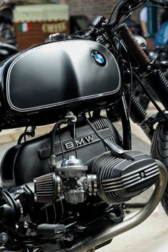 The best bmw vintage touring and adventure motorcycle no 74 - Awesome Indoor & Outdoor Bmw Cafe Racer, Moto Cafe, Cafe Racer Motorcycle, Motorcycle Design, Bmw Scrambler, Bmw Boxer, Bmw Motorbikes, Cool Motorcycles, Vintage Motorcycles