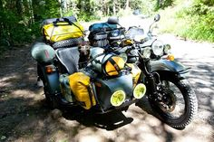 Adventure Motorcycle - Review: The Ural Terra Explorer