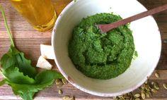 Simple Sorrel Pesto Recipe - Relish