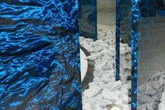 装飾アクリルパネルCouture Series「Etoile Blue」施工例