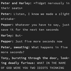 Marvel Quotes, Funny Marvel Memes, Avengers Memes, Disney Marvel, Marvel Dc Comics, Marvel Avengers, Superfamily Avengers, Marvel Movies, Marvel Cinematic Universe