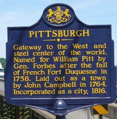 Pittsburgh Walking Scavenger Tour