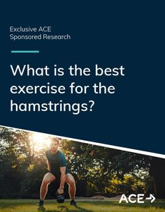 What is the best exercise for the hamstrings? - Oxygen Magazine