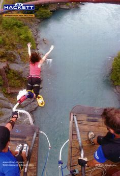 Bungee Jump in New Z