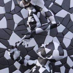 "Saatchi Art Artist Adam Martinakis; New Media, ""The puzzle approach // 3 editions (Diasec) "" #art"