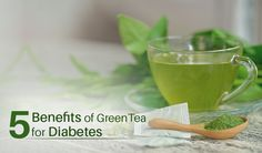 Green tea is more than just a normal drink that comprises of many health benefits.Green Tea has many beneficiary ingredients that can help to prevent diabetes. Read our blog to know detailed information about #GreenTea