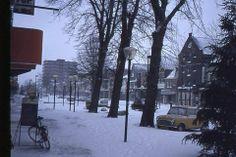 Hoofdstraat sneeuw 1979