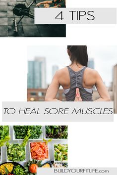 It's about time someone explained how I can get sore muscles to recover quicker! All these tips make perfect sense and are easily explained. I've been using these tips since this article was posted and I've been preventing injury and those sore muscles with each recommendation. I've been on a weight-loss journey and this is perfect to keep me motivated and in the gym!