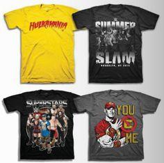 Fandom Products #WWE #MerchandiseMonday