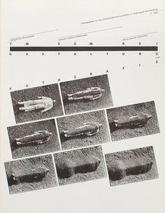 TM SGM RSI, Typografische Monatsblätter, issue 4, 1983. Cover designer: Hans Rudolf Bosshard