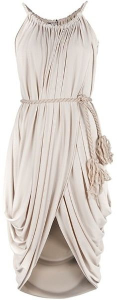 Lanvin fashion-love  There was a time,,,,a long time ago and far, far away that I could have worn this and, yes, looked pretty darn good.