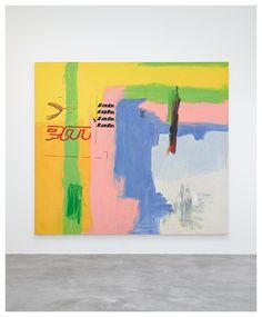 Exhibition - Michel Majerus - Installation Views - Matthew Marks Gallery