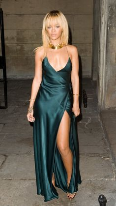 Kate Moss, Madonna, and More in the Best Slip Dresses on the Red Carpet of All Time — Vogue