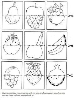 easy fruit puzzle