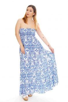 Νέες αφίξεις στα ρούχα μεγάλα μεγέθη - HappySizes Strapless Dress Formal, Formal Dresses, Spring Is Here, Fashion, Dresses For Formal, Moda, Formal Gowns, Fashion Styles, Formal Dress