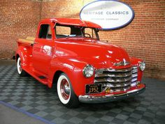 1952 Chevrolet 3100 1/2 Ton Pickup. - Image 1 of 26...Re-Pin Brought to you by agents at #HouseofInsurance in #EugeneOregon for #LowCostInsurance.