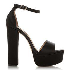 38dd6559fba BuySteve Madden Gonzo Platform Block Heeled Sandals