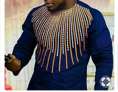 Best African clothing for men & 100 dashiki African shirts for sale at Africa Blooms. Buy African wedding suit and kaftan for men. African Shirts For Men, African Attire For Men, African Clothing For Men, African Wear, African Dress, African Style, Nigerian Men Fashion, African Men Fashion, African Fashion Dresses