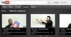 #Youtube lanza novedades para #profesores