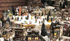 Christmas Village Display Ideas | ... 56 - Original Snow Village Series Display | Flickr - Photo Sharing