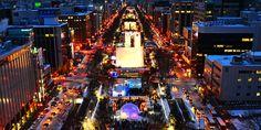 66º Festival de Nieve de Sapporo, Japón     The 66th Sapporo Snow Festival, Japan.    2015
