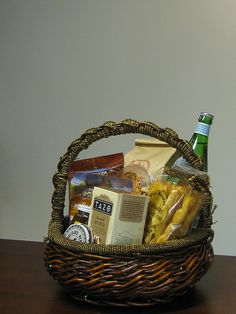 wikiHow to Sell Your Homemade Gift Baskets -- via wikiHow.com