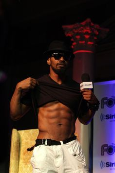 Jamie Foxx Photo - Jamie Foxx Brings His SiriusXM Foxxhole Radio Channel To Ceasar's Atlantic City For July 4th Weekend Live Broadcast