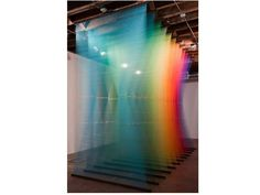 Colors and layers in string installation