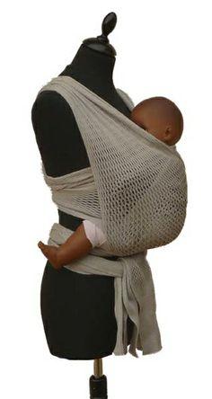 Le tissu #porte- bébé Il s'agit d'une nouvelle écharpe porte-bébé en file t 100 % coton bio et made in #France !