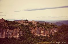 Siurana by By Pessics, via Flickr