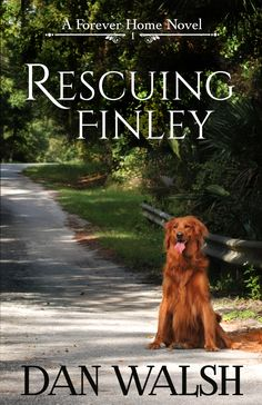 Dan's 15th novel and Book 1 of the Forever Home series. Each book in the series with include a rescue dog as a main character (along with a great cast of humans). There will be at least 2 more novels in this series (Finding Riley and Saving Parker).