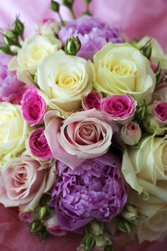 Photo about Beautiful bouquet of flowers ready for the big wedding ceremony. Image of blossom, celebration, florist - 18512596 Beautiful Bouquet Of Flowers, Simple Flowers, Amazing Flowers, Beautiful Roses, Beautiful Flowers, Bouquet Flowers, Happy Flowers, Happy Birthday Flower Bouquet, Birthday Wishes Flowers