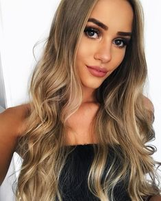 Hair Color And Cut, Haircut And Color, Brown Hair Colors, Bronde Hair, Balayage Hair, Bayalage, Summer Hairstyles, Pretty Hairstyles, Medium Hair Styles
