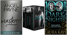 Weekly Newsletter - Angel Payne, Aly Martinez and Laura Kaye