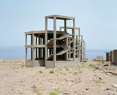 Stefanie Zoche, Unfinished hotel resorts in Sinai, Egypt 2002-05