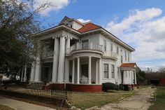 George F. Barber house in Hattiesburg Mississippi, Forrest County MS