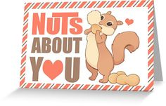 Nuts about you by deerinspotlight
