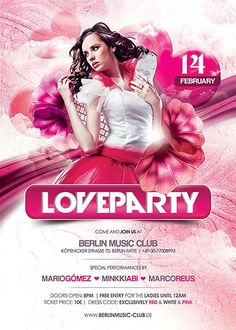 valentine night club