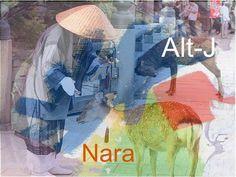 #nara   #thisisallyours   #alternative   #indie   #rock #music   #altjband   #∆   #UK   #british   #england   #newrelease   #thesis #writing  #2014 #japan #altj