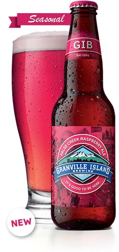 pink beer??? i have to try this
