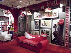 pop art gallery coke