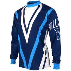 Villanova Wildcats NCAA Mountain Bike Jersey (Large)