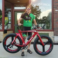 As a beginner mountain cyclist, it is quite natural for you to get a bit overloaded with all the mtb devices that you see in a bike shop or shop. There are numerous types of mountain bike accessori… Road Bike Gear, Trek Road Bikes, Velo Design, Bicycle Design, Custom Cycles, Buy Bike, Bicycle Maintenance, Bike Frame, Cycling Bikes
