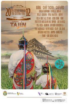 Cumbre Tajín  - México  http://www.cumbretajin.com/es/index.php
