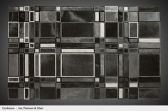 Confusion Cowhide Rug by Kyle Bunting